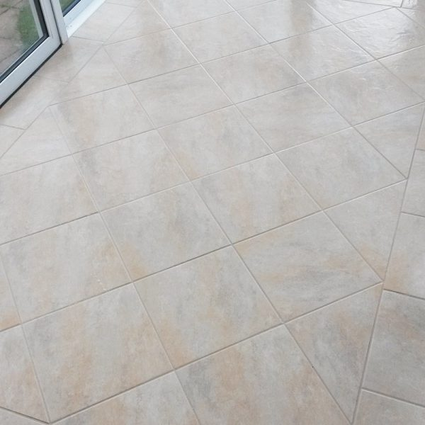 Conservatory tiling